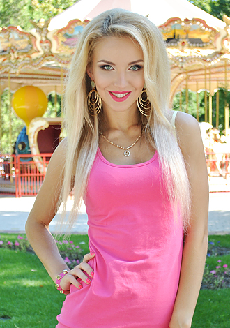 Date the woman of your dreams: girl Russian single Aliona from Kharkov
